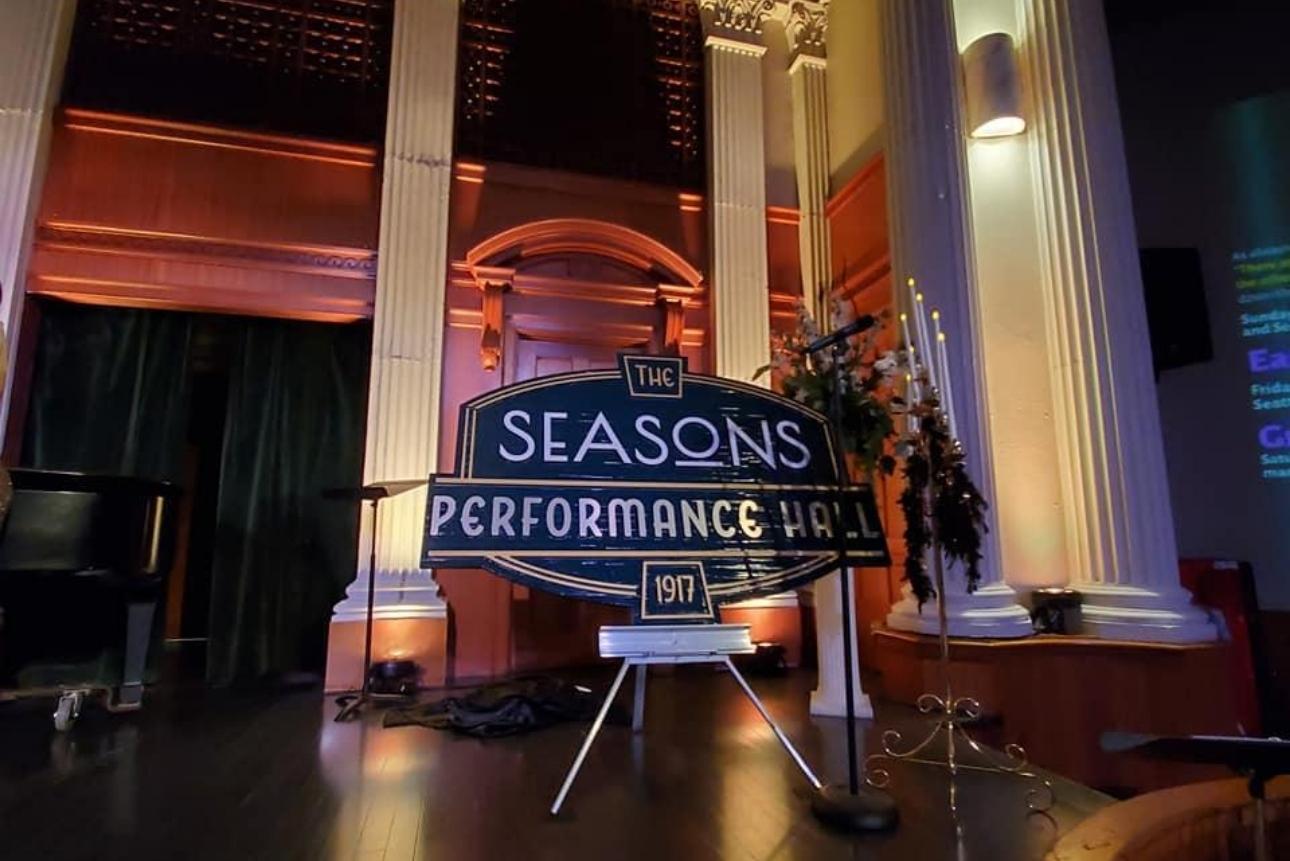 seasons performance hall yakima