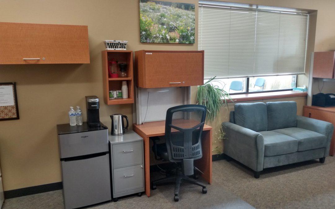 Ellensburg Residency Workroom Gets Some Upgrades!